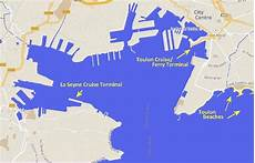 distance toulon toulon cruise ship ports travel and tourism in provence