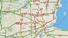 Metro Detroit Traffic Conditions Check Map Closures