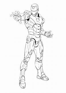 Superhelden Ausmalbilder Ironman Ausmalbilder Archives Das Kreative Universum