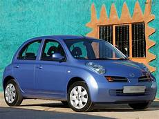 2004 Nissan Micra K12 Pictures Information And Specs