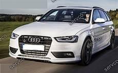 Audi A4 B8 Facelift - prelungire bara fata audi a4 b8 facelift 8k abt ab look s4