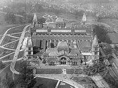 aerial view of the alexandra palace 1921 amazing places