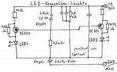 schaltplan komisches problem mit kennzeichenbeleuchtung