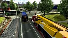 truck simulator 2 heavy load to luxembourg with