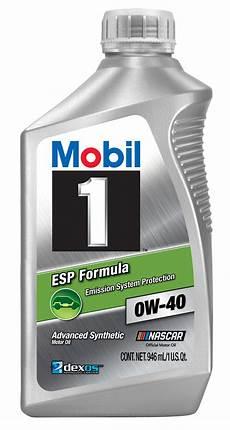 mobil 1 esp formula 0w 40 1qt walmart