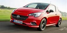 2015 Opel Corsa Opc Line Models Revealed Photos 1 Of 8