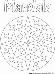 Ausmalbilder Sterne Herzen Popular Images Mandala Herz Und