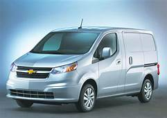 All New 2015 Chevrolet City Express Will Start At $22950