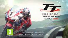 the tt isle of ride on the edge is available for