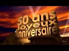 50 Ans Joyeux Anniversaire