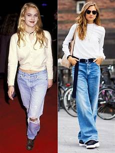 comeback kid the only 5 90s fashion trends that really