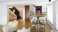 salon z jadalnią salon z kuchnią i jadalnią 20 zdjęć wnętrz z polskich dom 243 w