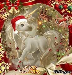 christmas unicorn picture 131314526 blingee com
