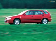 1998 Nissan Almera I N15 Pictures Information And