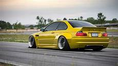 wide e46 m3 this bmw m3 e46 widebody is definitely not for purists