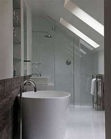 Sloped Ceiling Attic Bathroom Ideas by How To Design Around Your Sloped Ceiling Attic Bathroom