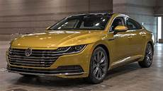 2019 Volkswagen Cc by 2019 Volkswagen Arteon Already On The Right Track News