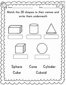3d shapes worksheet early years 1107 year 1 3d shapes 10 worksheets with images shapes worksheet kindergarten shapes worksheets