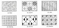 Motif Geometri Batikcun