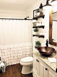 Bathroom Ideas Farmhouse by 55 Farmhouse Bathroom Ideas For Small Space Roundecor