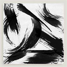 Black And White Abstract Paintings black and white abstract canvas wall world market