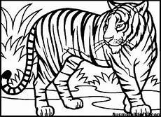 Kostenlose Malvorlagen Tiger Tiger Ausmalbilder 1ausmalbilder Ausmalbilder