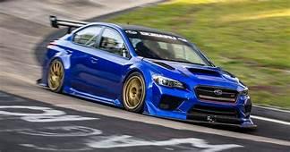 Watch Subarus STI Racecar Pick Up A Nurburgring Lap