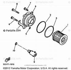 yamaha motorcycle 1984 oem parts diagram for filter partzilla com