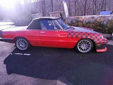 Buy Used 1985 Alfa Romeo Spider Veloce Convertible 2 Door