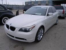 repair voice data communications 2004 bmw 525 lane wbane73506cm34172 bidding ended on 2006 white bmw 530i autobidmaster