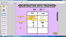 subtraction with trading youtube