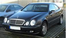 File Mercedes Clk Elegance W208 Facelift 1999 2002