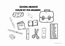 school objects worksheet free esl printable worksheets made by teachers