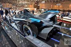 mercedes unveils formula e electric race car