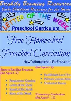 free homeschool preschool and elementary curriculum