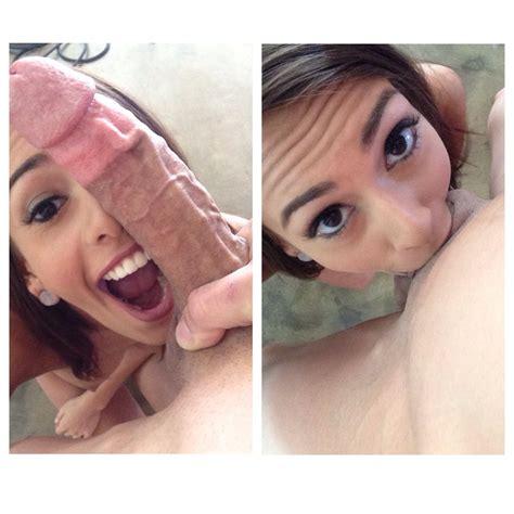 Deepthroat Selfie
