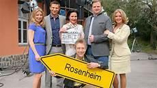 Rosenheim Cops Signiertes Ortsschild Ersteigern Ein