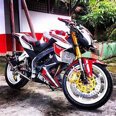 Modifikasi Rr Fighter Model by New Vixion Jadi Lebih Fighter Modifikasi Motor