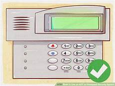 Adt Apartment Alarm Systems by How To Use An Adt Or Honeywell Security System With Pictures