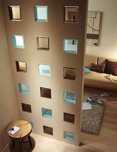 Briques De Verre Incrust 233 Es Dans Le Mur Decorations