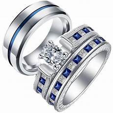 thin blue line couples wedding rings law enforcement