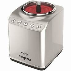 magimix turbine a glace turbine 224 glace magimix gelato expert achat prix fnac
