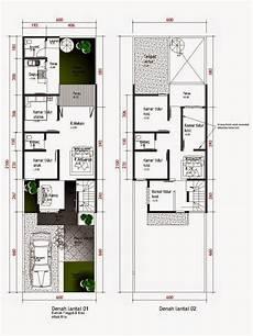 Gambar Desain Rumah Minimalis 5 X 20 Wallpaper Dinding