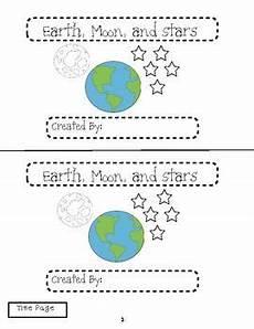 facts about the sun worksheet kindergarten sun moon space book activity