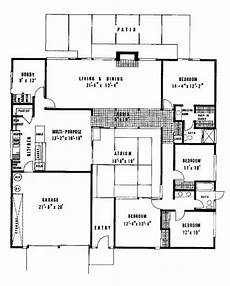 eichler house plans 17 best images about eichler floor plans on pinterest