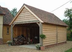 Garages And Carports  Border Oak Framed Houses