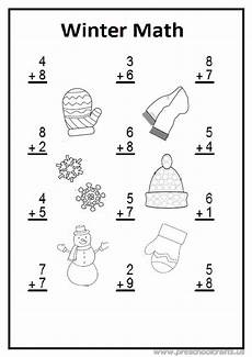 winter algebra worksheets 19953 winter math worksheet preschool and kindergarten preschool crafts