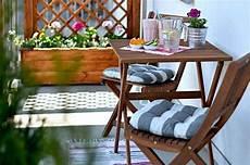 mobilier balcon compact 50 id 233 es pour les petits espaces