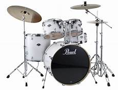 Pearl Export Series 5 Drum Set With Hardware In Pu