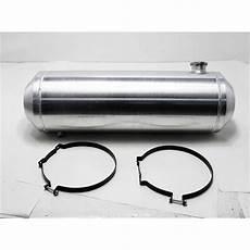 spun aluminum fuel tank 11 gallon 10 33 inch offset outlet